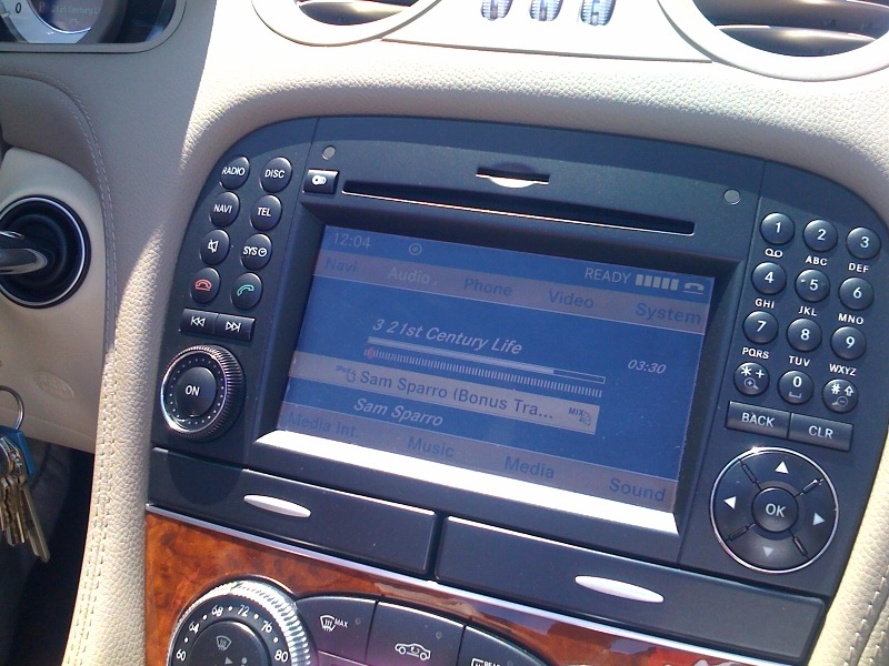 NuShield helps Mercedes owners fix display damage